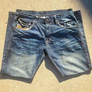 Men Jordan Craig Jeans sz 36x32